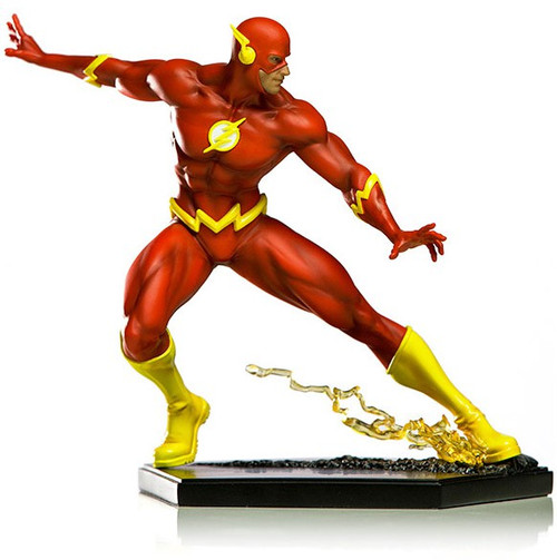 DC The Flash Statue [Ivan Reis]