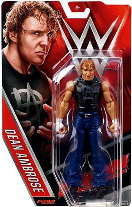WWE Wrestling Series 56 Dean Ambrose Action Figure [Damaged Package]