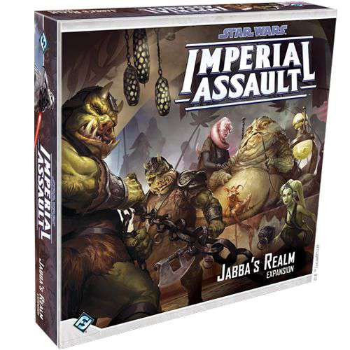 Star Wars Imperial Assault Jabba's Realm Board Game Expansion