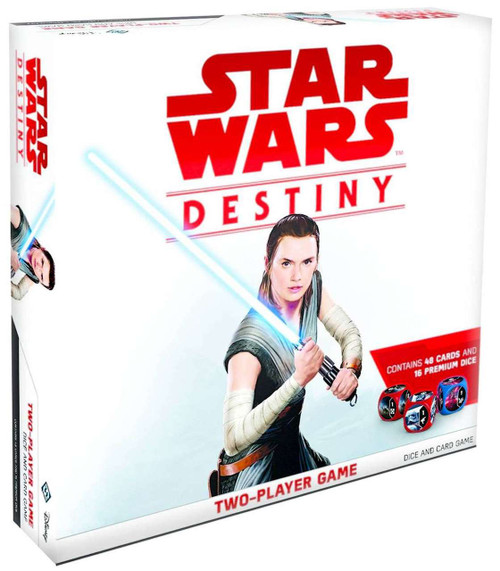 Star Wars Destiny Two Player Dice & Card Game