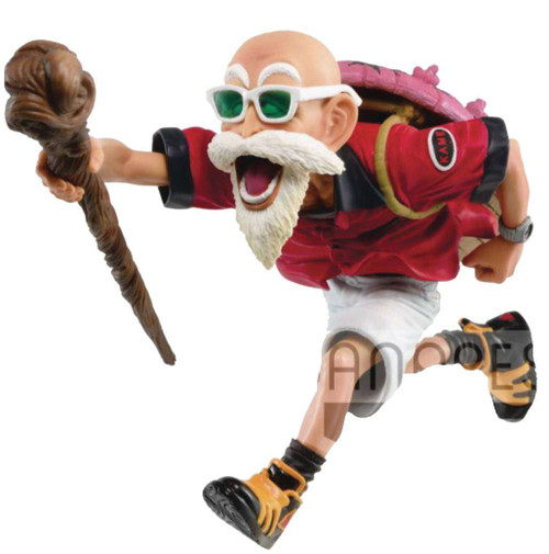 Dragon Ball Z SCultures Master Roshi 4.7-Inch PVC Figure