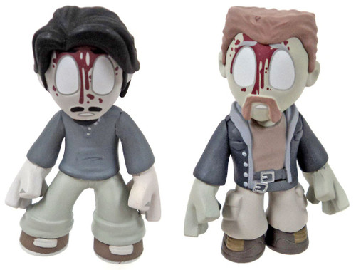 Funko The Walking Dead In Memoriam Series 5 Glenn and Abraham 1/72 Mystery Minifigure [Loose]