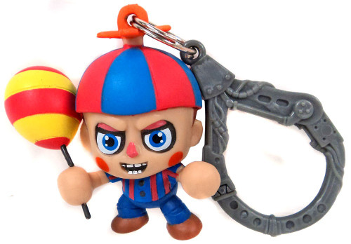 Five Nights at Freddy's FNAF Hangers Series 1 Balloon Boy with Balloon Collector Clip [Loose]