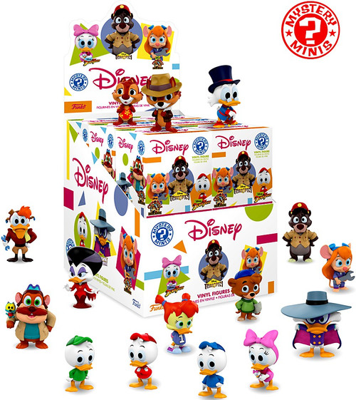 Funko Mystery Minis Disney Afternoon Mystery Box [12 Packs]
