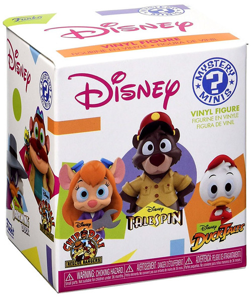 Funko Mystery Minis Disney Afternoon Mystery Pack