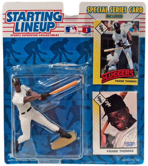 MLB Starting Lineup Frank Thomas Action Figure [Damaged Package]