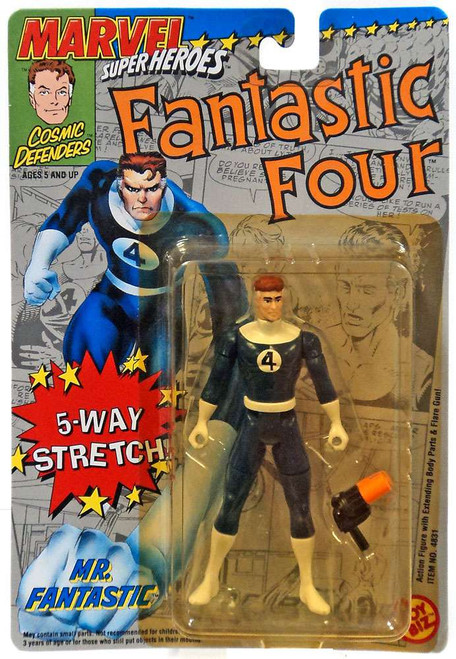 Marvel Fantastic Four Mr. Fantastic Action Figure [5-Way Stretch]
