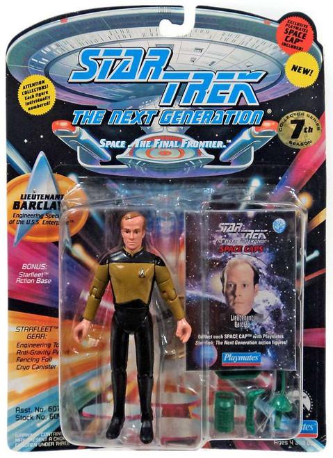 Star Trek: The Next Generation Lieutenant Barclay Action Figure
