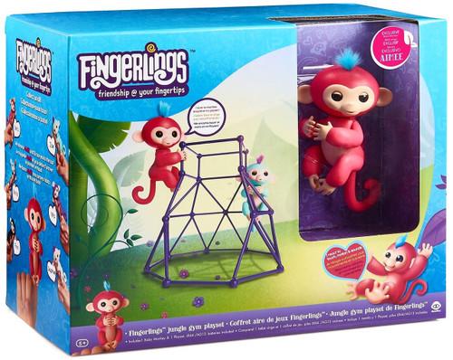 Fingerlings Jungle Gym Playset