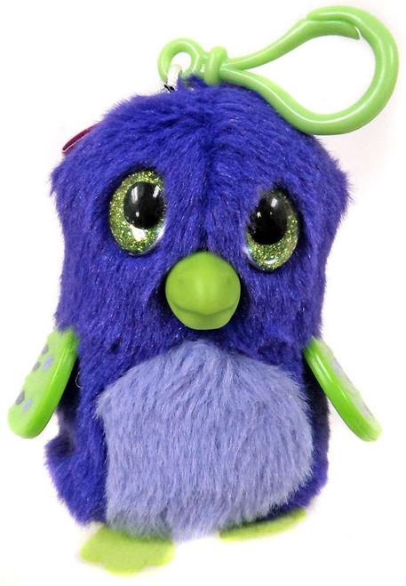 Hatchimals 3.5-Inch Mini Plush Clip-On [Purple]