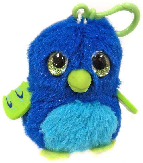 Hatchimals 3.5-Inch Mini Plush Clip-On [Blue]