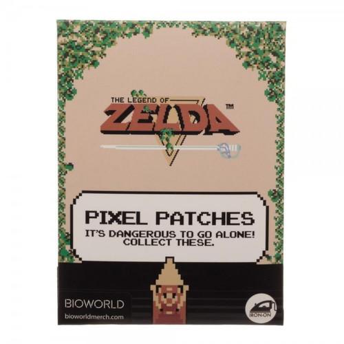 The Legend of Zelda Nintendo Zelda Iron-On Patch Blind Pack