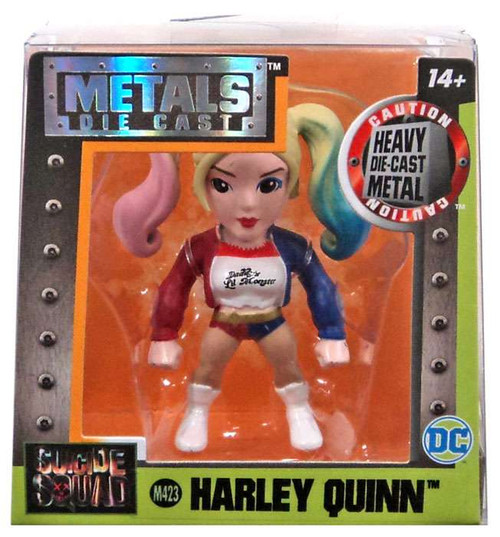 DC Suicide Squad Metals Harley Quinn Action Figure M423 [M423]
