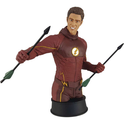 DC The Flash Exclusive 7.2-Inch Statue [Unmasked, Limited of 300]