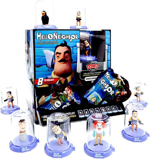 Domez Hello Neighbor Mystery Box [24 Packs]