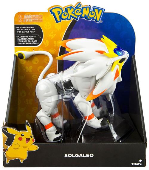 Pokemon Legendary Solgaleo Exclusive 10-Inch Large Figure