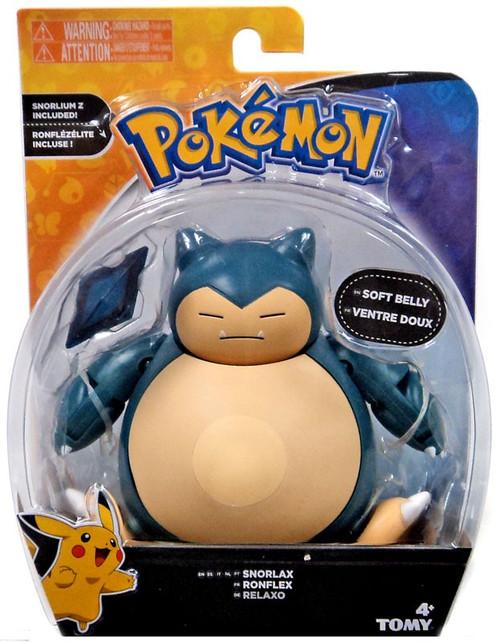 Pokemon Snorlax Action Figure [Snorlium Z Included]