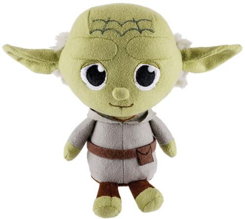 Funko Star Wars Yoda Exclusive 6-Inch Plush [Jedi Box]