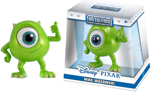 Disney / Pixar Metalfigs Mike Wazowski 2.5-Inch Diecast Figure D16