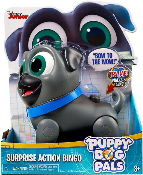 Disney Junior Puppy Dog Pals Bingo Surprise Action Figure