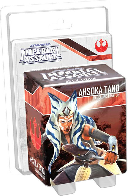 Star Wars Imperial Assault AhsokaTano Ally Pack