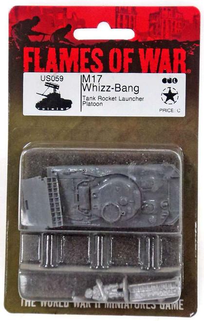 Flames of War M17 Whizz-Bang Miniatures US059 [Tank Rocket Launcher Platoon]