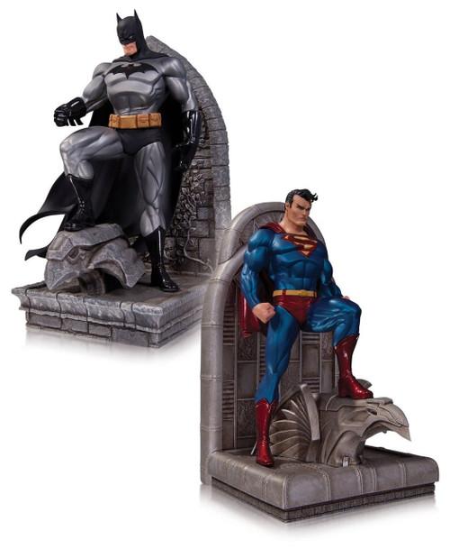 Superman / Batman Superman & Batman Bookends