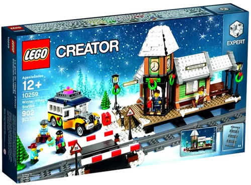 LEGO Creator Winter Village Station Set #10259