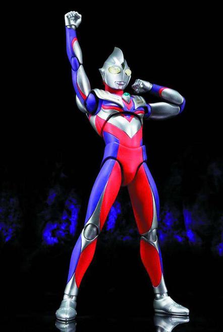 Ultraman Ultra-Act Tiga Action Figure [Multi Type]