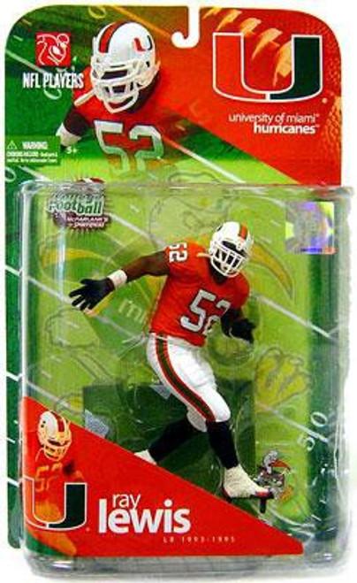 McFarlane Toys NCAA College Football Sports Picks Series 1 Ray Lewis Action Figure
