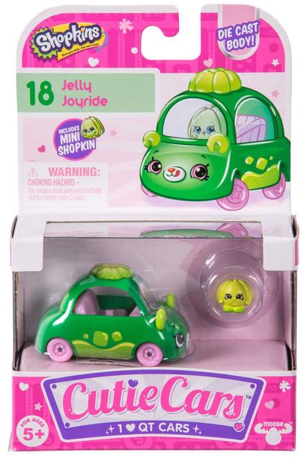 Shopkins Cutie Cars Jelly Joyride Figure Pack #18