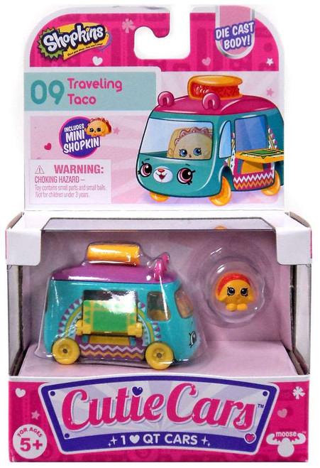 Shopkins Cutie Cars Traveling Taco Figure Pack #09