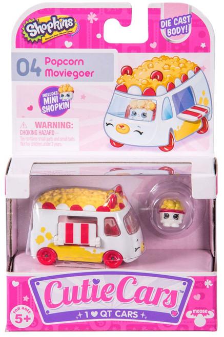Shopkins Cutie Cars Popcorn Moviegoer Figure Pack #04