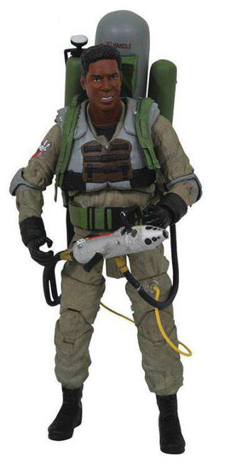 Ghostbusters 2 Select Series 7 Winston Zeddemore Action Figure [Slime-Blower]