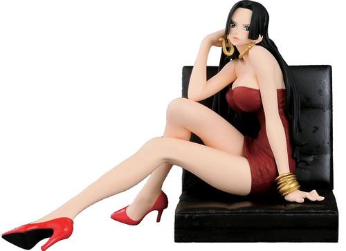 One Piece Creator X Creator BOA. Hancock II Collectible Figure [Red Dress]