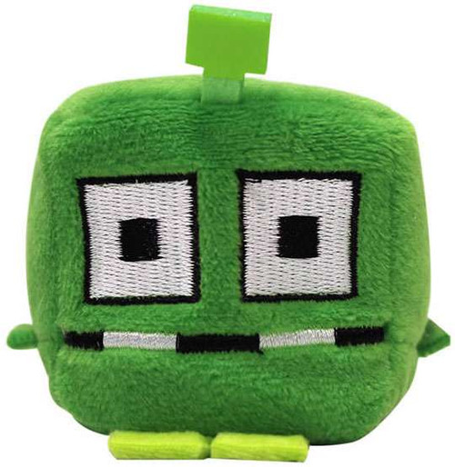 Crossy Road Kawaii Cubes Specimen 115 2-Inch Plush