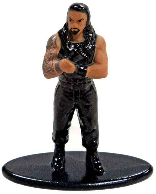WWE Wrestling Nano Metalfigs Roman Reigns 1.5-Inch Diecast Figure [Loose (No Package)]
