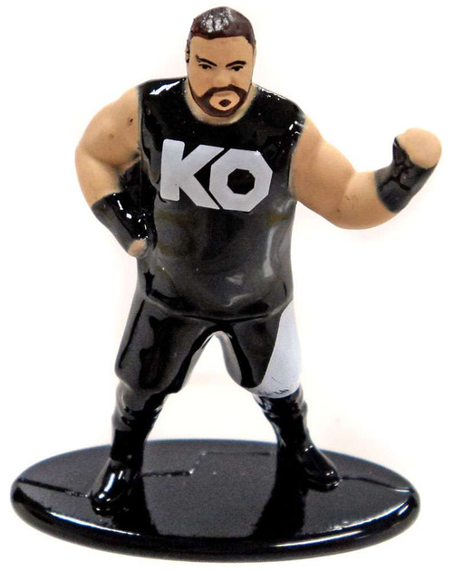 WWE Wrestling Nano Metalfigs Kevin Owens 1.5-Inch Diecast Figure [Loose (No Package)]