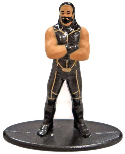 WWE Wrestling Nano Metalfigs Seth Rollins 1.5-Inch Diecast Figure [Loose (No Package)]