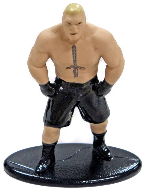 WWE Wrestling Nano Metalfigs Brock Lesnar 1.5-Inch Diecast Figure [Loose (No Package)]