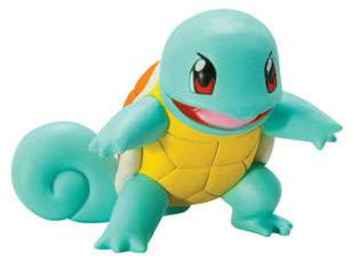 Pokemon Evolution Squirtle 3-Inch Figure [Loose (No Package)]