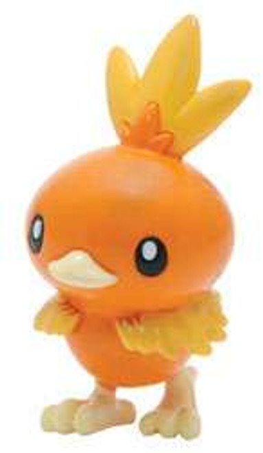 Pokemon Evolution Torchic 3-Inch Figure [Loose (No Package)]