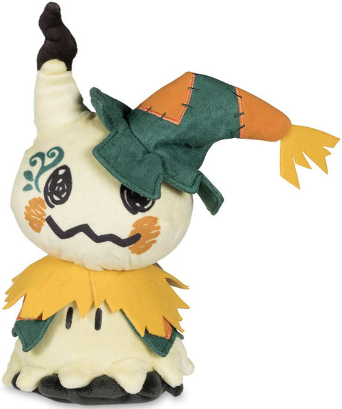 Pokemon Mimikyu Exclusive 9.25-Inch Plush [Scarecrow Costume]