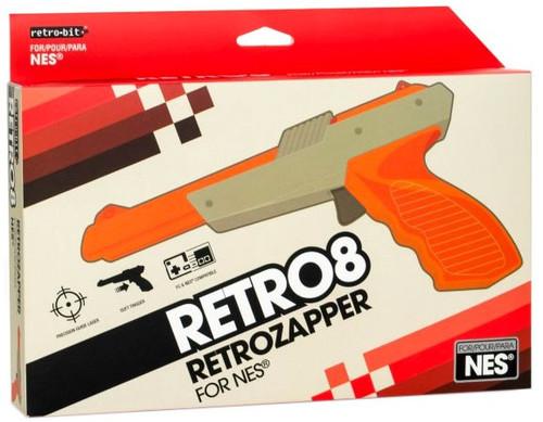 Retro-Bit Retro8 RetroZapper for NES Video Game Controller