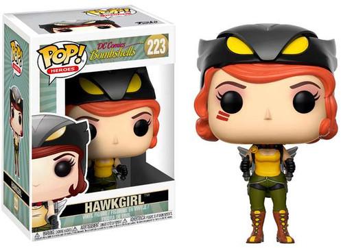 Funko DC Bombshells POP! Heroes Hawkgirl Vinyl Figure #223