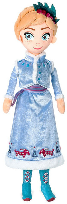 Disney Olaf's Frozen Adventure Anna Exclusive 18.5-Inch Plush
