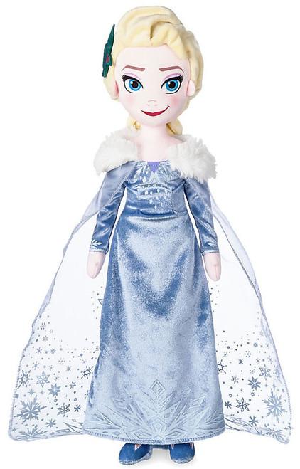 Disney Olaf's Frozen Adventure Elsa 18.5-Inch Plush