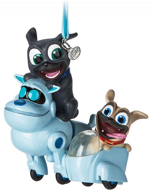 Disney Junior Sketchbook Puppy Dog Pals Exclusive Ornament