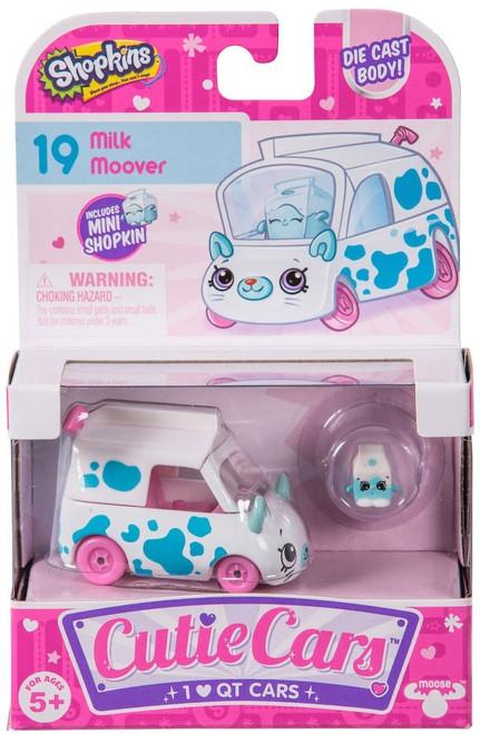 Shopkins Cutie Cars Milk Moover Figure Pack #19