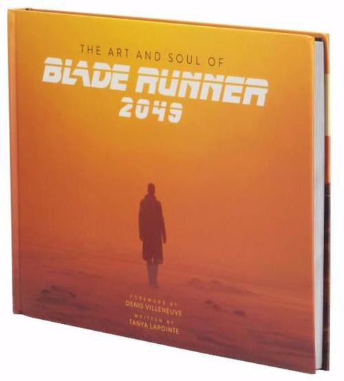 NECA The Art & Soul of Blade Runner 2049 Hardcover Book